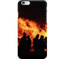 Pyromaniacs Annual Meeting iPhone Case/Skin