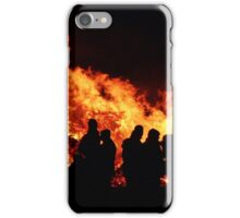 Pyromaniacs Annual Meeting iPhone Case/Skin