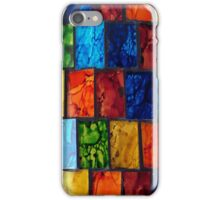 Coloured Tiles iPhone Case/Skin