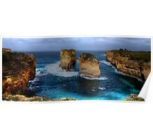 Great Ocean Rd Victoria Poster