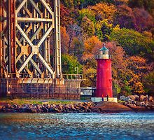 The Little Red Lighthouse by Chris Lord
