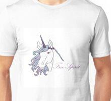 Free Spirit Unicorn Unisex T-Shirt
