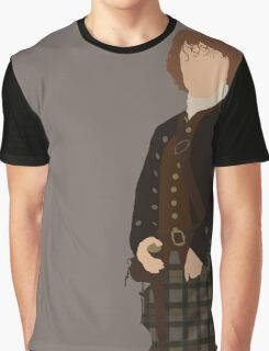 Jamie Fraser III - Outlander Graphic T-Shirt