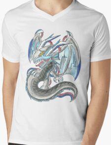 Dragon of the New Millennium Mens V-Neck T-Shirt