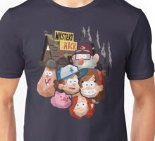 Gravity Falls (Geometric) Unisex T-Shirt