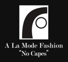 A La Mode Fashion Pocket Logo by Christopher Bunye