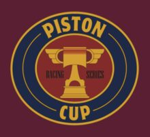 Piston Cup Small Alternate Logo by Christopher Bunye