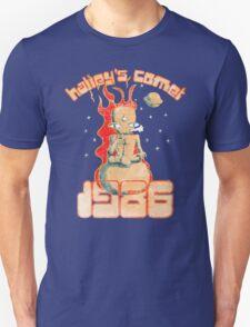 Halley's Comet 1986 - Vintage T-Shirt