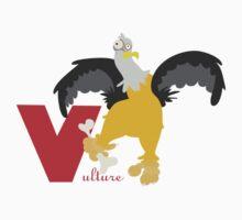 v for vulture Kids Clothes