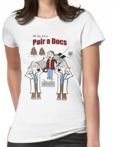 Pair of Docs Womens Fitted T-Shirt