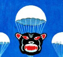 15th Aerial Port Squadron Sticker