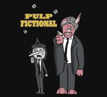 Pulp Fictional by koalaknight