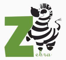 z for zebra Kids Clothes