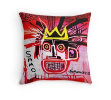 Same old Samo Throw Pillow