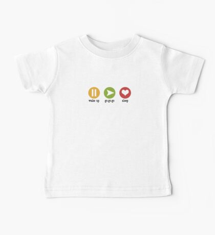 Cute Controller for Kids & Babies Baby Tee