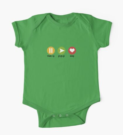 Cute Controller for Kids & Babies One Piece - Short Sleeve