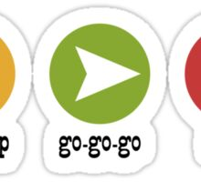 Cute Controller for Kids & Babies Sticker