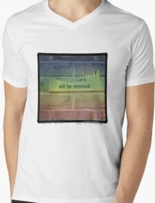 Giles Babel - track 3 (title pending) Mens V-Neck T-Shirt
