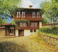 Kotel - Ethnographic museum by kirilart