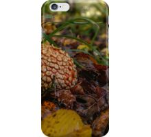 Wild Mushrooms #5546 iPhone Case/Skin