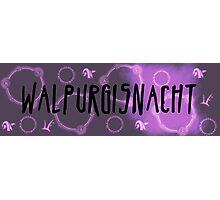 Walpurgisnacht Photographic Print