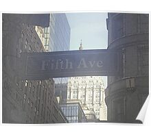 Fifth Ave Poster