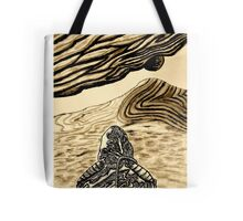 Escaping Arrakis  Tote Bag