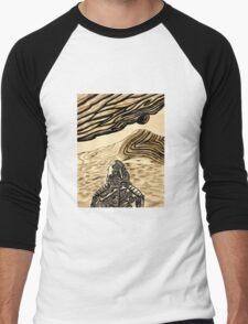 Escaping Arrakis  Men's Baseball ¾ T-Shirt