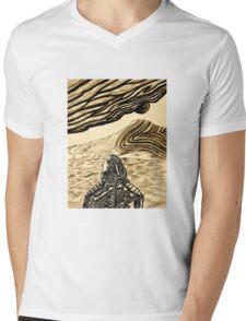 Escaping Arrakis  Mens V-Neck T-Shirt