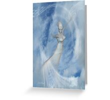 Heaven Bound Greeting Card
