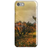 Fall Colors #24335 iPhone Case/Skin
