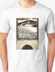 Arrival of the Fremen Leader.  T-Shirt