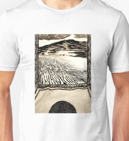 Arrival of the Fremen Leader.  Unisex T-Shirt