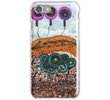 Worm's Structure iPhone Case/Skin
