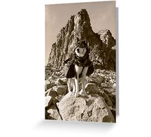 The Spirit of the Adventurer Greeting Card