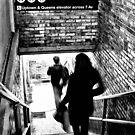 49th Street Subway Station by Karol Livote