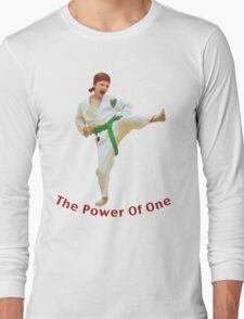 The Power of One Long Sleeve T-Shirt
