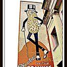 """Mr Peanut"" Wilkes-Barre, Pennsylvania by Gail Jones"