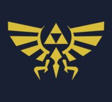 Hylian Crest Kids Clothes