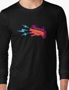 """Plasmids"" sign Long Sleeve T-Shirt"