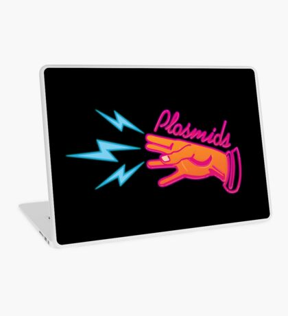 """Plasmids"" sign Laptop Skin"