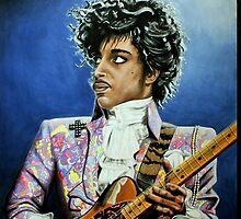 His Royal Purpleness by Laural Retz Studio