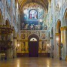 Sanctuary of Santa Maria della Steccata, Parma, Italy by GrahamCSmith