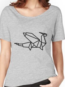 Origami Dragon Stylie Women's Relaxed Fit T-Shirt