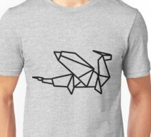 Origami Dragon Stylie Unisex T-Shirt