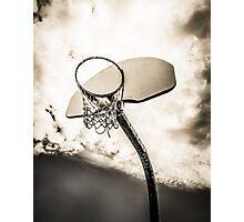 Hoop Dreams Photographic Print