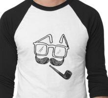 Glastache Men's Baseball ¾ T-Shirt
