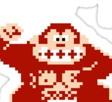 Gamer Girl - Donkey Kong Sticker