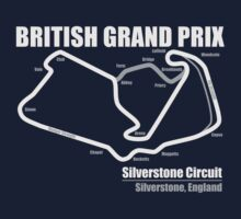 British Grand Prix (Dark Shirts) by oawan