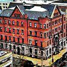 """City Hall"" by Gail Jones"